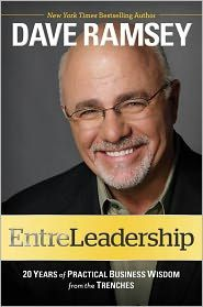 Practical business and leadership advice. Dave Ramsey is a genius!