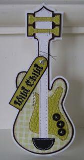 bydonna: Wild child guitar kort