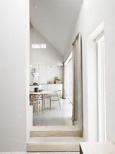 Home Interior Industrial .Home Interior Industrial Interior Design Blogs, Home Design, Estilo Interior, White Interior Design, Home Interior, Interior Styling, Design Ideas, Interior Colors, Design Styles
