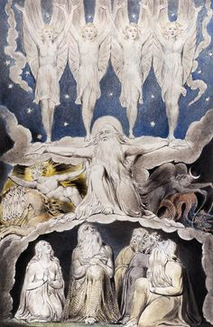 When the Morning Stars Sang Together   William Blake