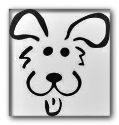 Dog outline - Daily Dog Buzz Dog Outline, Snoopy, Dogs, Fictional Characters, Art, Art Background, Pet Dogs, Kunst, Doggies