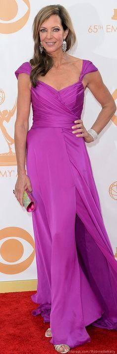Allison Janney | Lorena Sarbu, Emmys 2014♥✤ | KeepSmiling | BeStayBeautiful