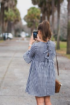 Here's Stylish preppy spring outfits Preppy Dresses, Cute Dresses, Casual Dresses, Fashion Dresses, Classic Dresses, Adrette Outfits, Preppy Outfits, Spring Outfits, Preppy Fashion