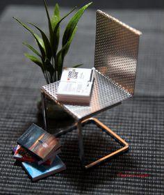 modern mini chair tutorial