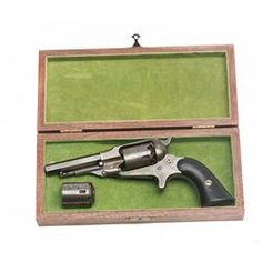 Lot 910 - Remington - Model New Model Pocket, 3rd Version - .31 cal - revolver