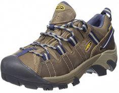 KEEN Women's Targhee II Hiking Shoe Waterproof Boots, Hiking Shoes, Goat, Crown, Amazon, Link, Blue, Shirts, Fashion