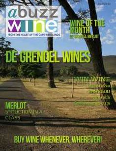 Free abuzzWine Magazine - July 2014