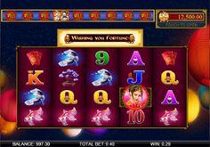Hrací automaty Wishing you fortune - Přichází mnoho výherních možností na hracím automatu Wishing you fortune od společnosti Williams Interactive. #HraciAutomaty #VyherniAutomaty #Jackpot #Vyhra #Wishingyoufortune - http://www.vyherni-automaty-online.com/automaty-hry/hraci-automaty-wishing-you-fortune