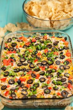Dip Recipes 159033430568934656 - Mexican Dip Recipe ~ Layer after layer of deliciousness, piled high. Appetizer/ tailgating Source by hulagran Mexican Dip Recipes, Mexican Dips, Mexican Party Foods, Chip Dip Recipes, Mexican Meals, Chip Dips, Mexican Chicken, Buffalo Chicken, Appetizer Recipes