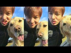 2015 아이더 FW TV CF 메이킹 필름_Eider 2015 FW TV CF Making Film with Lee Min Ho - YouTube