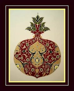 Islamic Art Pattern, Pattern Art, Arabesque, Yalda Night, Ap Art, Illuminated Letters, Hamsa, Illustration, Decorative Plates