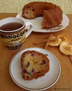 Постный кекс и яблочный чай