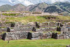 Saksaywaman foretress, Cusco, Peru