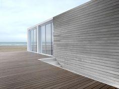 Revestimiento y tarima de madera exterior