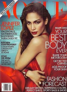 Best fashion magazine covers: April 2012 - Fashion Galleries ...