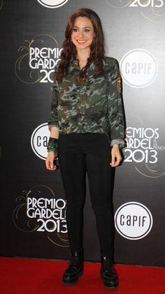 Daniela Herrero - Premios Gardel 2013