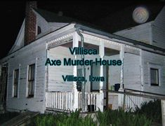 The Villisca House activity begins around 2:00 am when a train passes through the town of Villisca. The whistle of the train is thought to trigger the residual events of the murder that took place on June 10, 1912. It is widely believed that the killer(s) used the masking sound of the locomotive to sneak throughout the house and murder all its inhabitants, one by one. Many investigators have noticed a light fog filling up the master bedroom at the point when the train whistle is first heard.