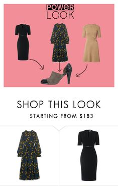"""one pumps many styles"" by shoebedo on Polyvore featuring moda, Borgo De Nor i Damsel in a Dress"