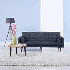 Modern Tufted Linen Splitback Recliner Sleeper Futon Sofa... https://www.amazon.com/dp/B01N0TW2U5/ref=cm_sw_r_pi_dp_x_mrtLybBC2RM25