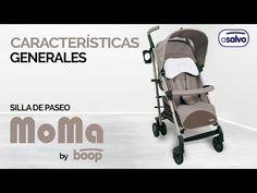 Características Generales l Silla de Paseo MoMa l Asalvo // General Characteristics l Stroller MoMa l Asalvo