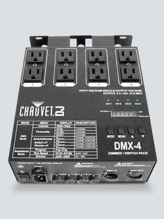 DMX-4 | CHAUVET DJ
