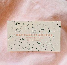 Tarjeta de visita. #diseño #tarjeta