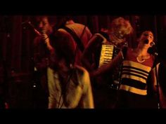 EDWARD SHARPE & THE MAGNETIC ZEROS - 40 DAY DREAM LIVE @ THE REGENT