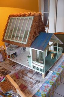 Beach Doll House!