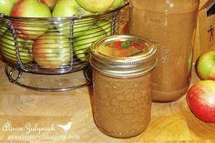 Prairie Story: Slow Cooker Apple Sauce