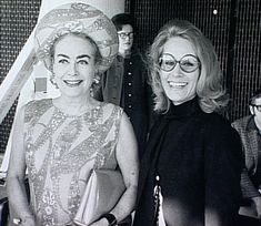 Joan and Christina Crawford