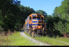 RailPictures.Net Photo: GLLX 3001 Marquette Rail EMD SD40-2 at Walhalla, Michigan by Michael Biehn