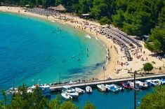 Amazing beaches, unique natural beauty and an abundance of entertainment options introduce you to the most exciting holiday of your life. Skiathos, Lush Green, Greece Travel, Greek Islands, Beach Fun, Crete, Luxury Travel, Travel Style, Places To See