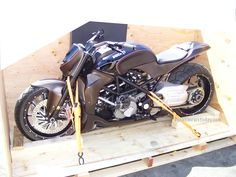 rolond sands exhaust for honda shadow   The Ducati Diavel That Roland Sands Design Built