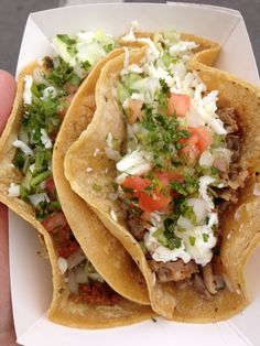 Reyna's Tacos, the BEST in the burgh!