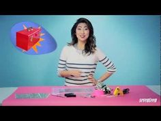 Need a new summer clutch? Why not make one with Duck Brand Duck Tape! Learn how with help from Seventeen Magazine!