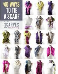 tying scarves - Google Search
