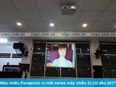 Máy chiếu Panasonic ra mắt series máy chiếu 3LCD đầu 2017 giá rẻ cho văn phòng từ trên 10 triệu bền đẹp: Panasonic PT-LB303, PT-LB353, PT-LB383, PT-LB423