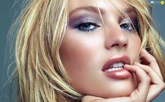 make-up, Candice Swanepoel, Blonde