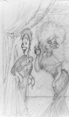 Carol Burnett and Carol Channing Fade Out - Fade In & Hello, Dolly! preliminary sketch Artist, Al Hirschfeld Carol Channing, Carol Burnett, Crazy Fans, Caricature Drawing, Celebrity Caricatures, Pop Art, Black And White Portraits, Vintage Cartoon, Drawing Techniques