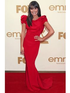 Lea Michele Red Carpet Style - Fashion Photos of Lea Michele - Marie Claire