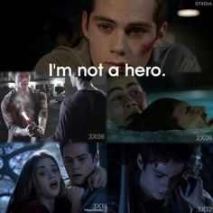 Find and save images of the hit MTV show, Teen Wolf. Search for character quotes to relive your favorite Teen Wolf moments. Stiles Teen Wolf, Stiles E Malia, Teen Wolf Stydia, Teen Wolf Mtv, Teen Wolf Boys, Teen Wolf Dylan, Teen Wolf Cast, Teen Wolf Malia, Teen Wolf Memes