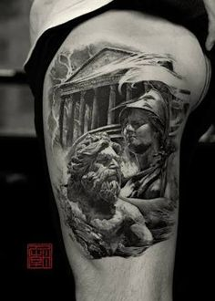 greek mythology tattoos - Google Search