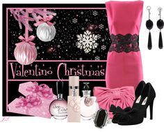 """Valentino!"" by jenalind on Polyvore"