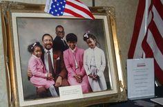 EW Jackson and Family