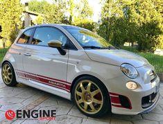 Cerchi in Lega Racing Fiat 500, Kei Car, Fiat Abarth, Racing Wheel, Automobile, Bike, Vehicles, Motor Sport, Coloring Book