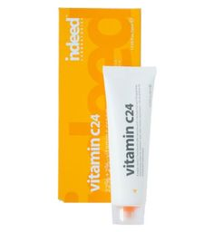 Indeed Labs Vitamin C24 Facial Cream. Antioxidants to fight free radicals and sun damage.