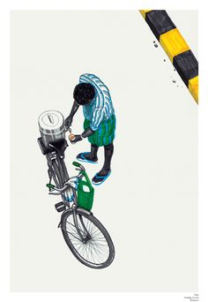 Sameer Kulavoor, The Ghoda Cycle Project