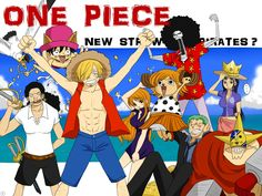 One piece character switch