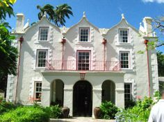 St. Nicholas Abbey is one of only 4 rum distilleries on Barbados. | Picfari.com