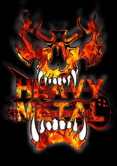 Heavy Metal by Lindsay Spillsbury